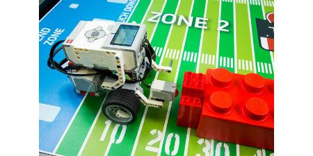 Aula LEGO® MINDSTORMS® Education EV3 NFL 16-32 alumnos